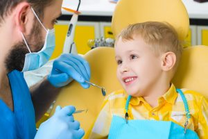 Bring your child for that first visit with kids' dentists in Lisle, Drs. Frank and Jeanelle Marchese. Early habits keep young smiles healthy.